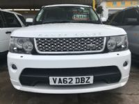 *** SOLD *** Range Rover Sport Autobiography 3.0 SDV6 2013